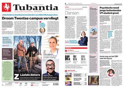 Tubantia - Enschede – 12 januari 2019