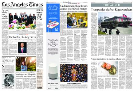 Los Angeles Times – March 18, 2019