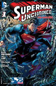 Superman Unchained 01 2013 Digital Three Covers 25925