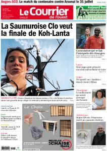Le Courrier de l'Ouest Cholet – 14 juin 2019