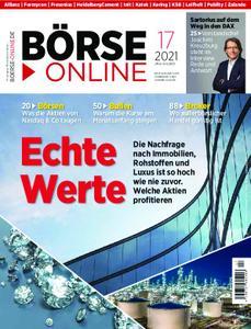 Börse Online – 29. April 2021