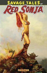 Dynamite-Savage Tales Of Red Sonja 2020 Hybrid Comic eBook