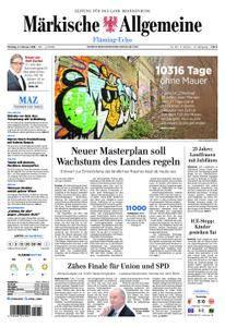 Märkische Allgemeine Fläming Echo - 05. Februar 2018