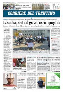 Corriere del Trentino – 29 ottobre 2020