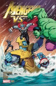 Avengers VS 003 2015 Digital