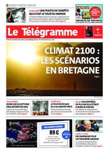 Le Télégramme Brest Abers Iroise – 06 février 2021