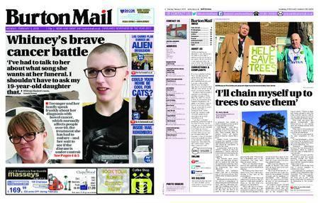 Burton Mail – February 05, 2018