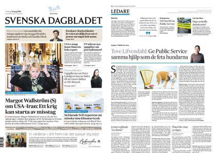 Svenska Dagbladet – 21 maj 2019