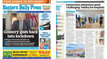 Eastern Daily Press – January 05, 2021