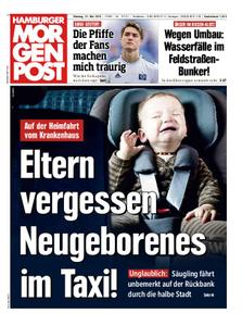 Hamburger Morgenpost – 21. Mai 2019