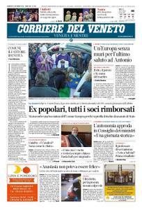 Corriere del Veneto Venezia e Mestre – 21 dicembre 2018