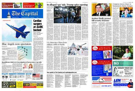 The Capital – May 24, 2018