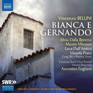Maxim Mironov - Bellini: Bianca e Gernando (2017)