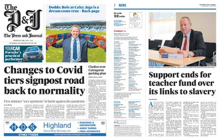 The Press and Journal Moray – June 02, 2021