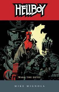 Hellboy v02 - Wake the Devil 2003 2nd edition digital