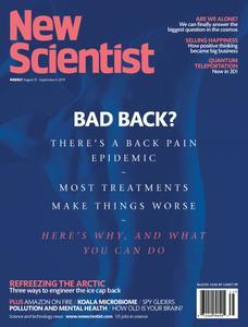 New Scientist - August 31, 2019