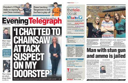 Evening Telegraph First Edition – May 03, 2018