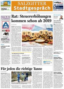Stadtgespräch Salzgitter - 22. Dezember 2018