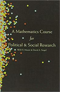 A Mathematics Course for Political and Social Research (Repost)