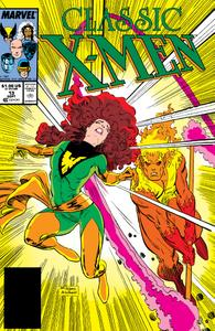 Classic X-Men 013 1987 Digital Shadowcat