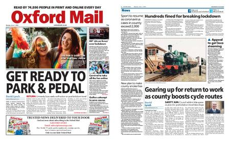 Oxford Mail – June 01, 2020