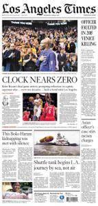Los Angeles Times  April 13, 2016