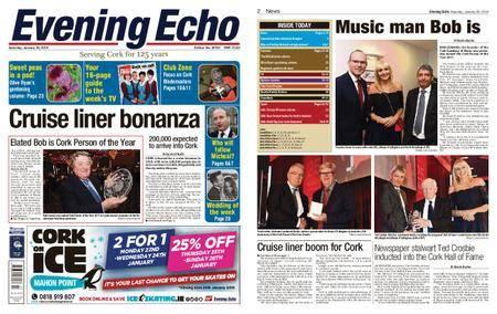 Evening Echo – January 20, 2018