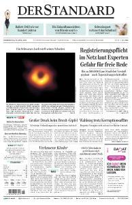 Der Standard - 11 April 2019