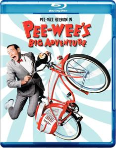 Pee-wee's Big Adventure (1985) [w/Commentary]