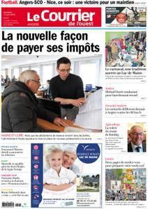 Le Courrier de l'Ouest Angers - 13 avril 2018
