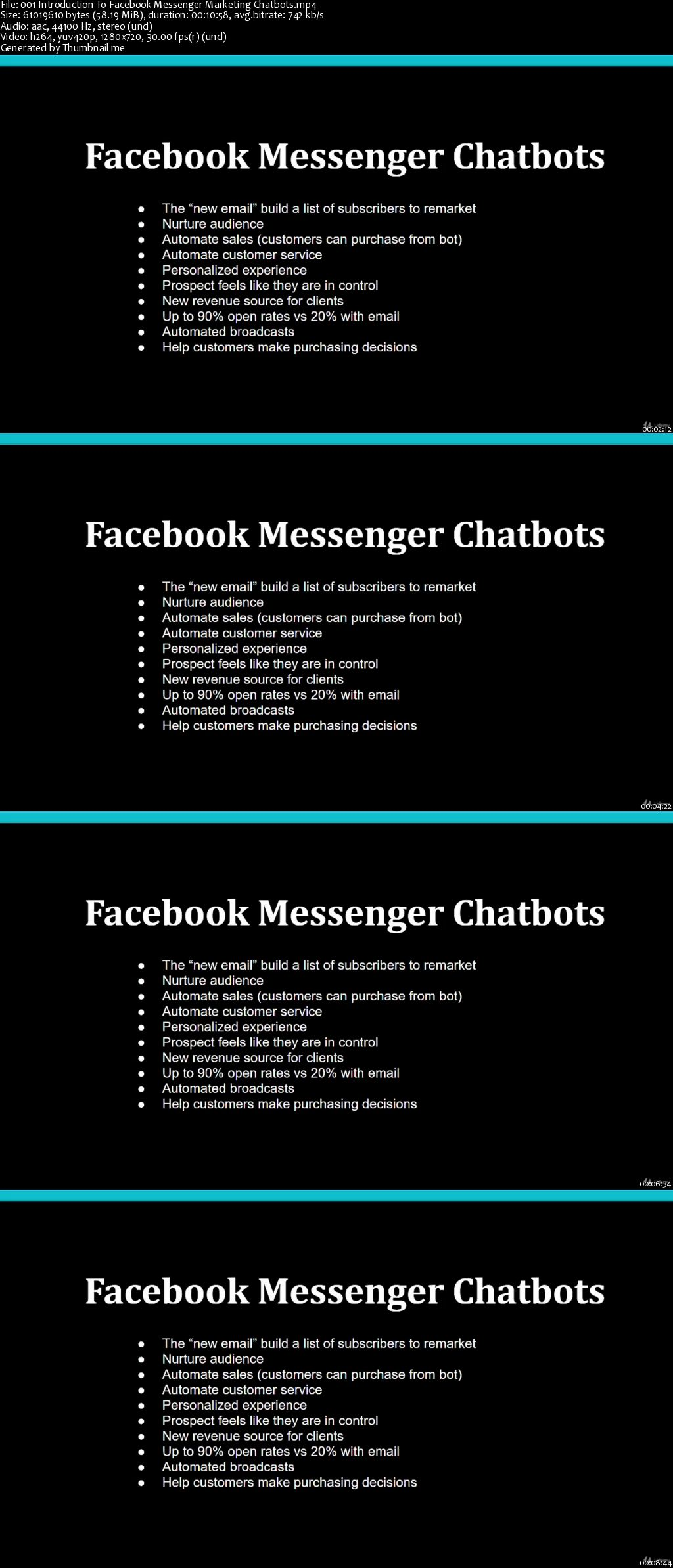 How To Start a Profitable Facebook Chatbot Marketing Agency