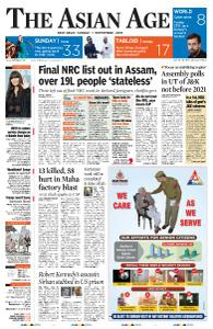 The Asian Age - September 1, 2019
