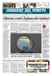 Corriere del Veneto Venezia e Mestre – 22 aprile 2020