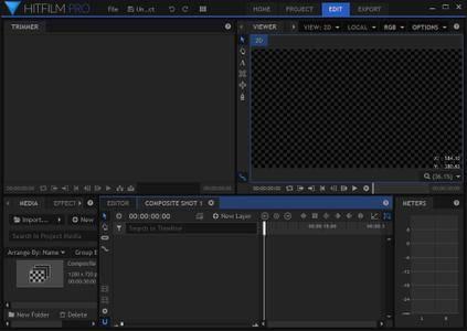 HitFilm Pro 7.1.7427.37708