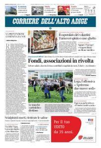 Corriere dell'Alto Adige - 6 Maggio 2018