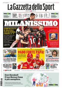 La Gazzetta dello Sport Sicilia – 07 dicembre 2020