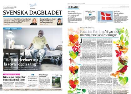 Svenska Dagbladet – 25 december 2018