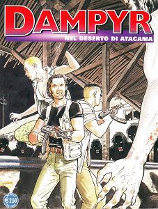 Dampyr - Volume 70 - Nel Deserto Di Atacama