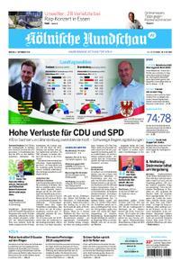 Kölnische Rundschau Wipperfürth/Lindlar – 02. September 2019