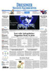Dresdner Neueste Nachrichten - 03. Januar 2018