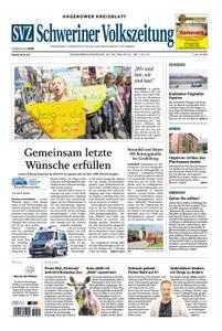 Schweriner Volkszeitung Hagenower Kreisblatt - 25. Mai 2019