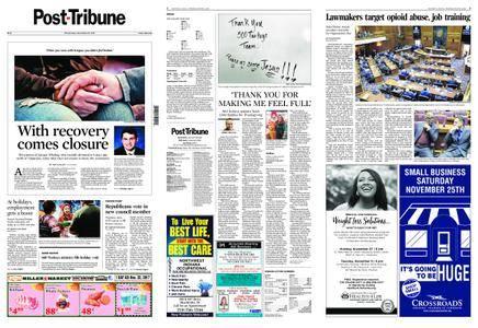 Post-Tribune – November 22, 2017