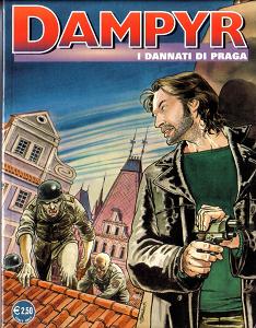 Dampyr - Volume 62 - I Dannati di Praga