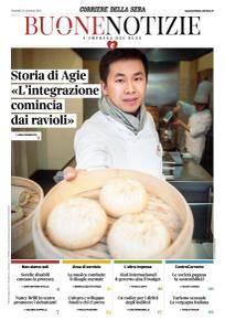Corriere della Sera Buone Notizie - 23 Gennaio 2018