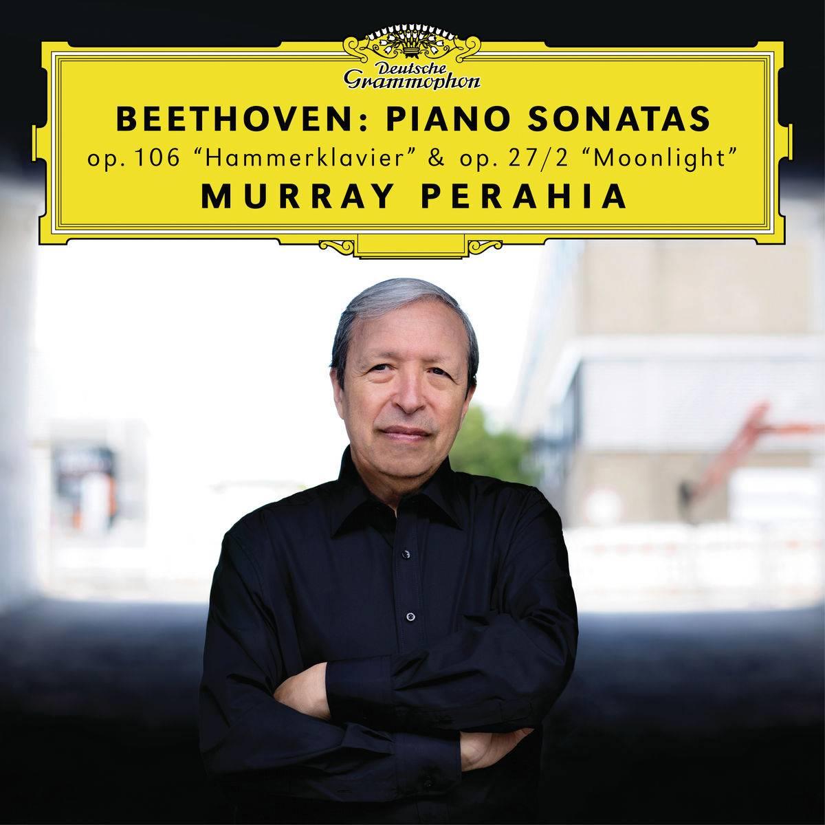 Murray Perahia - Beethoven: Piano Sonatas (2018) [Official Digital Download 24/96]