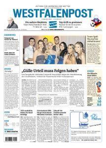 Westfalenpost Wetter - 22. Juni 2018