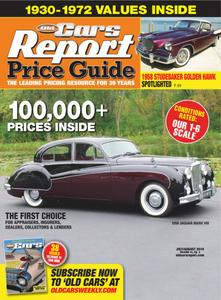 Old Cars Report Price Guide – July 2019