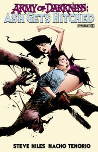Army of Darkness - Ash se casa #2