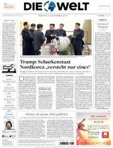 Die Welt - 04. September 2017