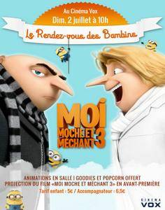 Moi, Moche Et Mechant 3 / Despicable Me 3 (2017)